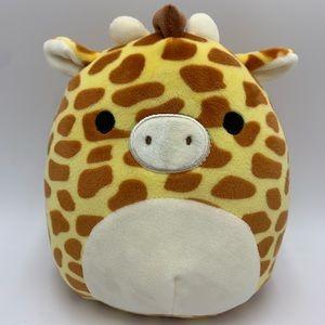 "Squishmallows 9"" Giraffe Gary Plush Toy, no Tag!"